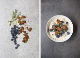 Blueberry-Porridge