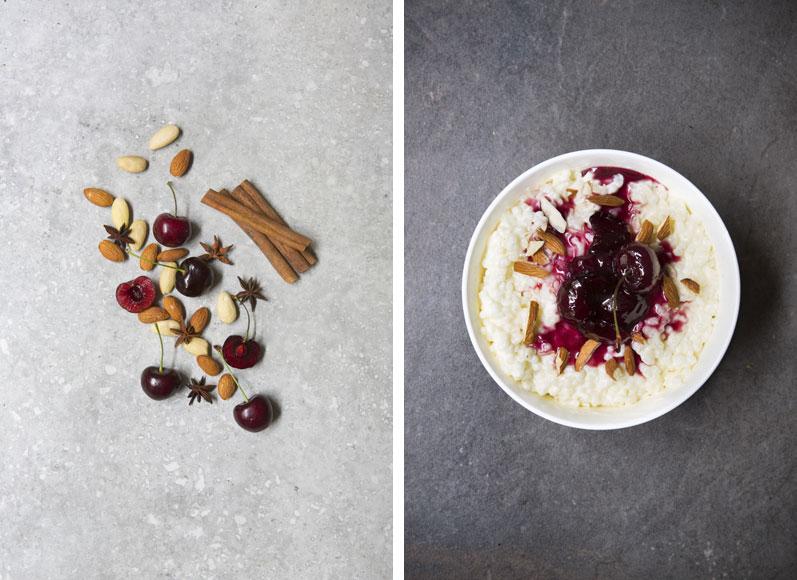 Cherry-Porridge