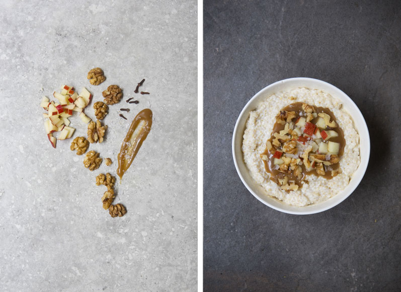 Walnut-Porridge