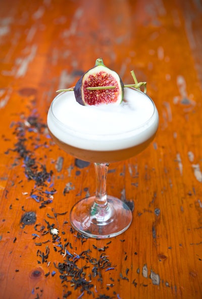 Fig-and-Rum-Cocktail